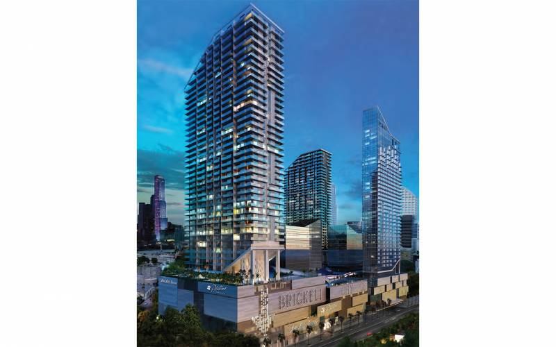 RISE BRICKELL CITY CENTRE ,88 SW 7th St, Miami, Florida 33130