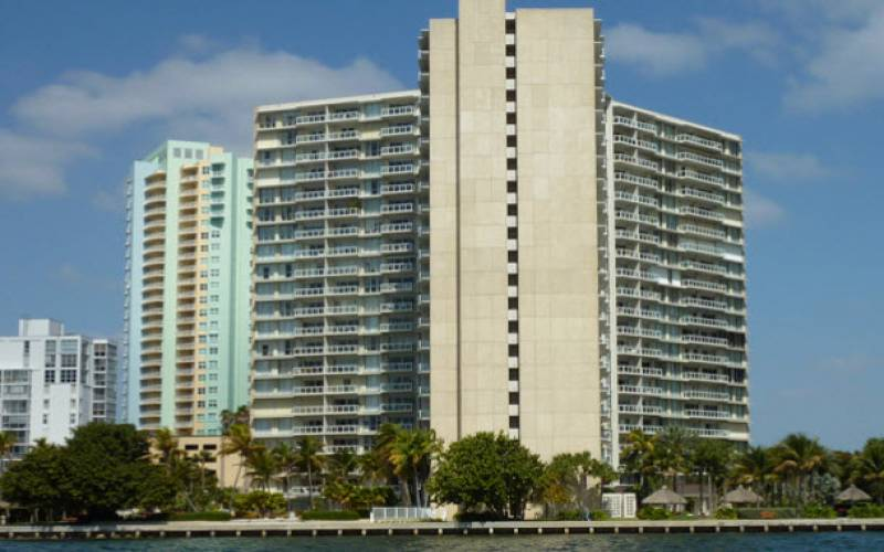 Brickell Townhouse Building