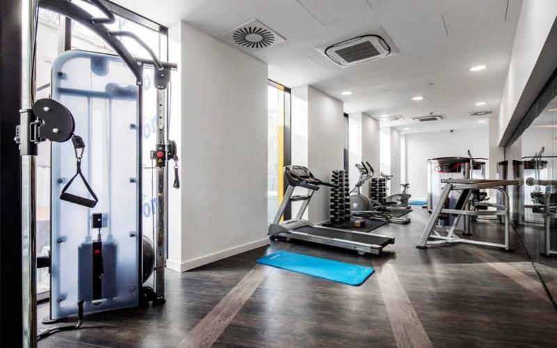 Bristol Tower  Gym