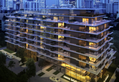 CASSA BRICKELL ,201 SW 17th Road, Miami, Florida 33129