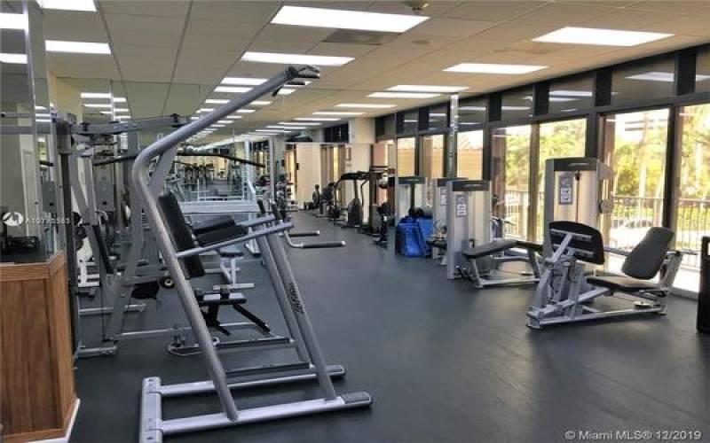 Costa Bella Gym