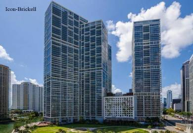 ICON BRICKELL I ,465, 475 Brickell Ave, Miami, Florida 33131