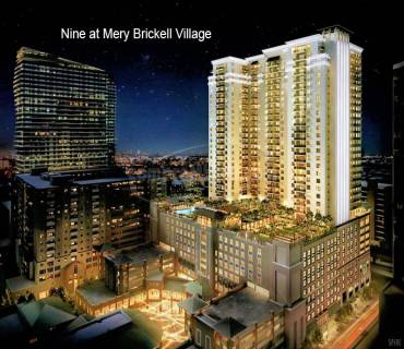 NINE AT MARY BRICKELL VILLAGE ,999 SW 1st Ave‎, Miami, Florida 33130