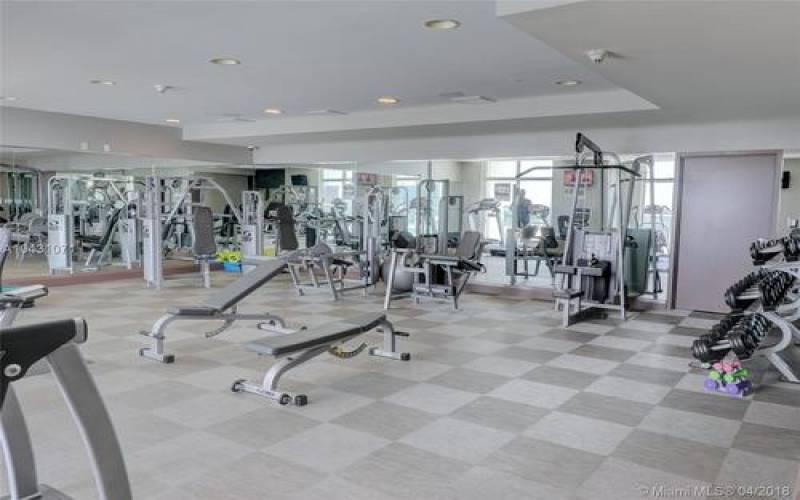 Nordica Gym