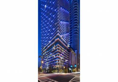 SLS BRICKELL ,1300 South Miami Avenue, Miami, Florida 33130