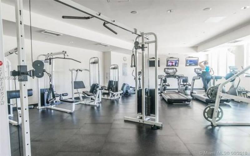 The Metropolitan Gym