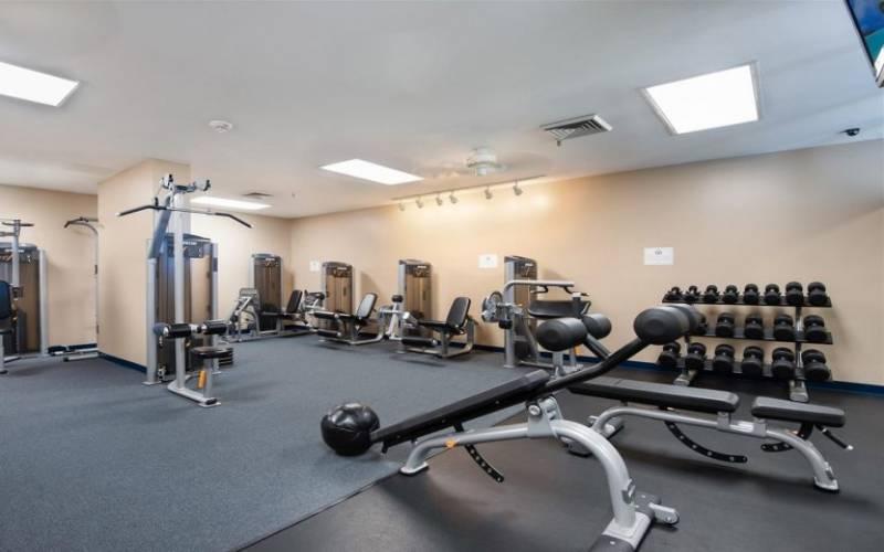 Brickell Key One Gym