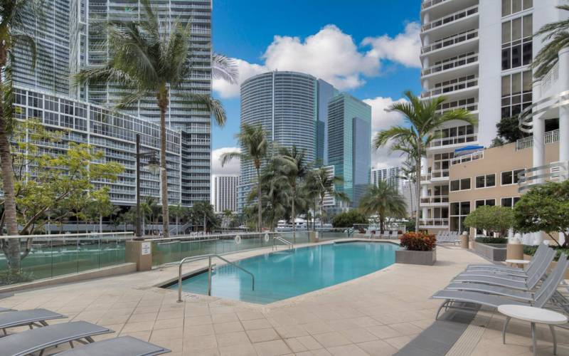 CARBONELL CONDO ,901 Brickell Key Blvd, Miami, Florida 33131