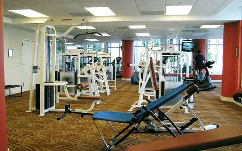 Courts Brickell Key Gym
