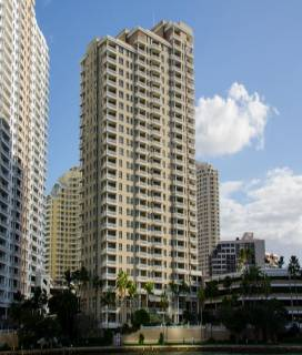 COURVOISIER COURTS ,701 Brickell Key Blvd, Miami, Florida 33131