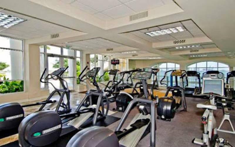 One Tequesta Point Gym