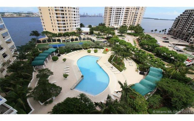Two Tequesta Point Pool