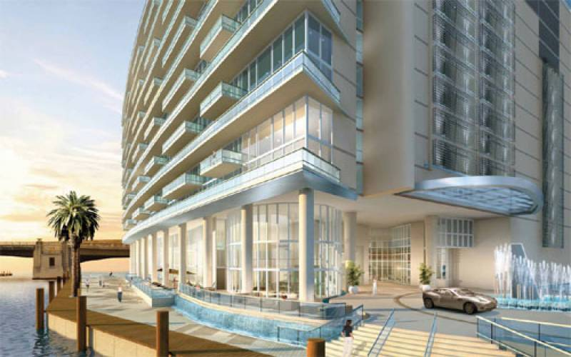 EPIC HOTEL & RESIDENCES located at 200 Biscayne Boulevard Way in Downtown Miami. Units for sale.