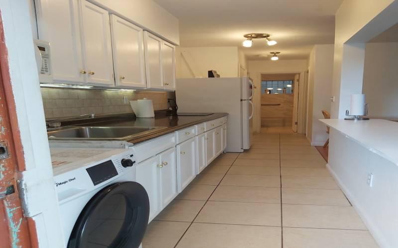 55  community in Miami. Remodeled kitchen